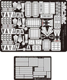 Alliance Model Works 1:350 WWII IJN Shipboard Radars Detail Set #NW35013 N/A Alliance Model Works