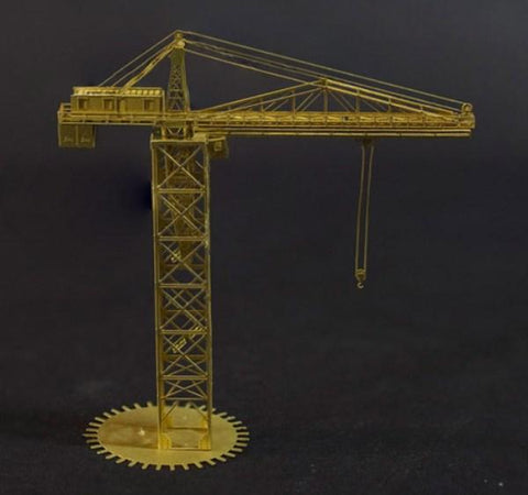 Alliance Model Works 1:700 USN 20t Tower Crane (Late) #NW70032 N/A Alliance Model Works