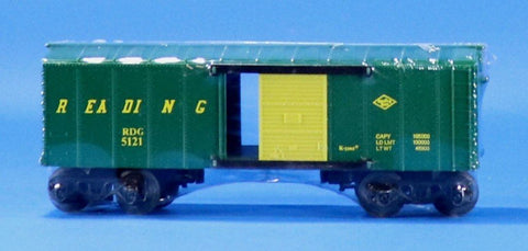 K-Line 1:48 O Scale Reading Railroad RDG #5121 Stock Car