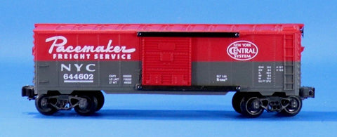 K-Line 1:48 O Scale New York Central NYC #644602 Pacemaker Boxcar Box Car