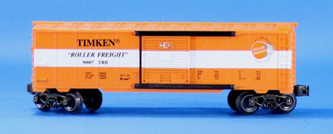 K-Line 1:48 O Scale Timken Roller Freight TRB #90007 Classic Box Car