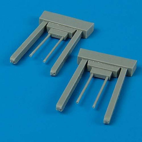 Quickboost 1:72 Ju 88 G-1 Gun Barrels MG 151/20 for Hasegawa Kit Resin #QB72-178 N/A Quickboost