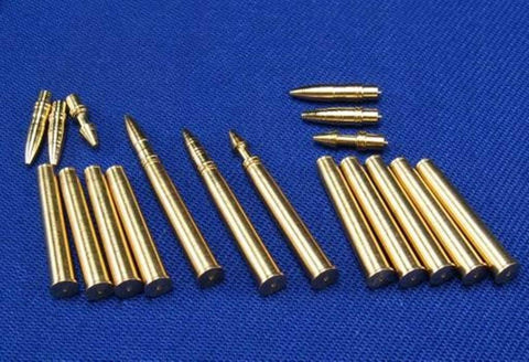 RB Model 1:35 Ammo 85mm L/52 ZiS-S-53 & D-5 for T-34/85 KV-85 SU-85 #35P04 N/A RB Model