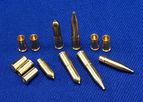 RB Model 1:35 Ammo 95mm OQF L/23 for Cromwell & Churchill Detail Set #35P23 N/A RB Model