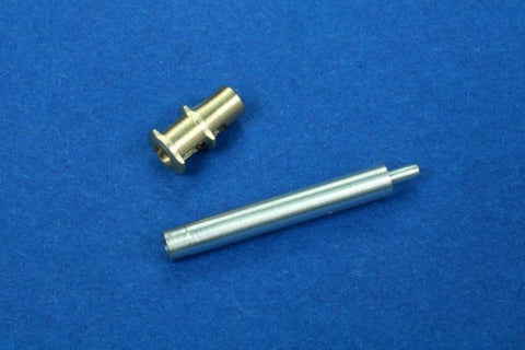 RB Model 1:72 Barrel 152.4mm L/27 for D-1 Howitzer Model 1943 Detail Set #72B49 N/A RB Model