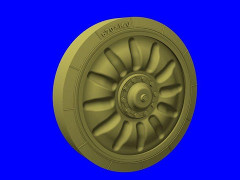 Panzer Art 1:35 Road Wheels for MT-LB & Gvozdinka - Resin Update #RE35-198 N/A Panzer Art