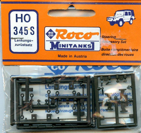 Roco Minitanks HO Scale Steering Accessory -Plastic Detail Accessory #345S N/A Minitank