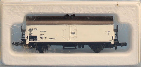 Marklin Mini Club 1:220 Z Scale Reefer Freight Car Train Model Kit #8600U