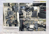 Tankograd In Detail - Leopard 2A4 MBT Cold War Hero Kalter Krieger Book #TKGIDA4