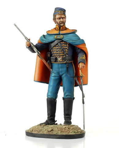Verlinden 120mm 1:16 3rd New Jersey Cavalry Soldier Original Display #VPB1830 N/A Verlinden Productions