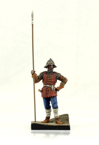 Built & Painted Original Display / Advertisement Figure by Verlinden Studio