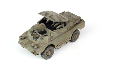 Verlinden Built 1:35 BRDM-2 with AT-3 Sagger Trophy Original Display #VPB20009 N/A Verlinden Productions