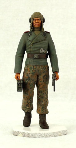 Verlinden Built 120mm 1:16 German StuG Crewman Original Display #VPB914 N/A Verlinden Productions