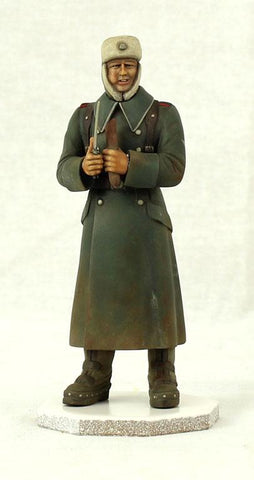 Verlinden Built 120mm 1:16 Breakfast at Stalingrad Original Display #VPB944 N/A Verlinden Productions