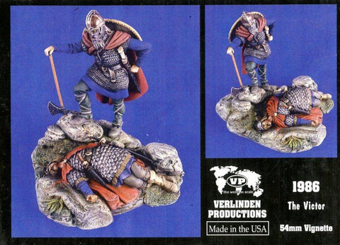 Verlinden 54mm the Victor Resin Figure Kit #1986 N/A Verlinden