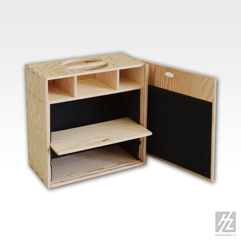 Hobby Zone Workshop System Small Transport Case #HZ-WT2 N/A Hobby Zone