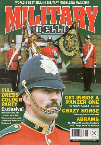 Military Modelling 1997 Vol.27 No.8 Magazine