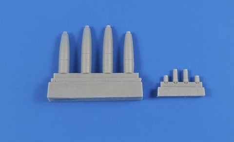 CMK 1:32 Tempest Mk.II/V/VI Early Late Cannon Barrels for Special Hobby #Q32241 N/A CMK
