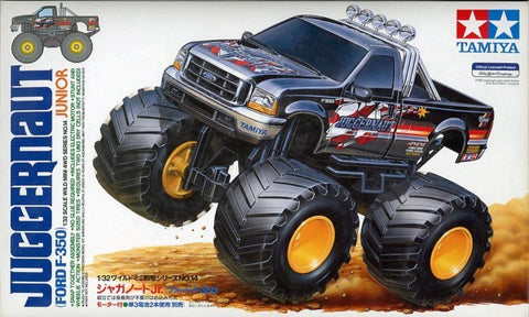 Tamiya  Juggernaut Junior Ford F  Plastic Model Kit