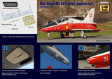 Wolfpack 1:48 BAe Hawk MK.60 Series Update Set for Italeri Resin Detail #WP48144 N/A Wolfpack Design