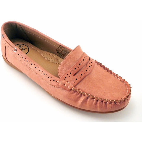 Beverly Mills Camel Loafers Flats - Must Have Shoes and More