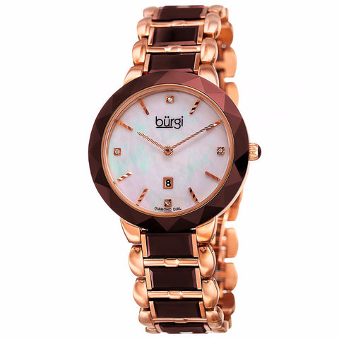 Classic Collection Women's Quartz Watch BUR147 - Must Have Shoes and More