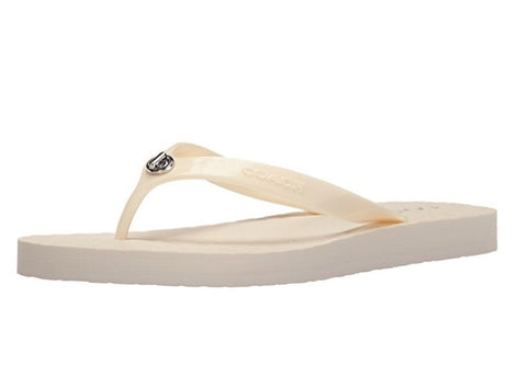 52f9860312bb Coach Abbigail Thong Slide Flip Flop Sandal - Must Have Shoes and More