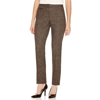 Worthington Slim-Fit Ankle Pants - Must Have Shoes and More