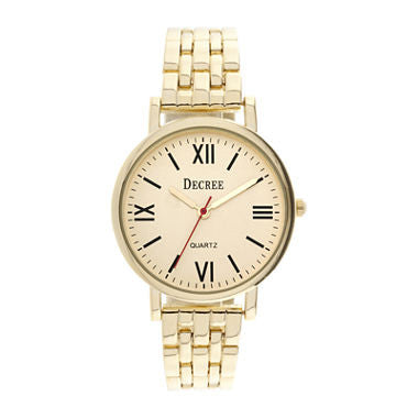Decree® Womens Watch - Must Have Shoes and More