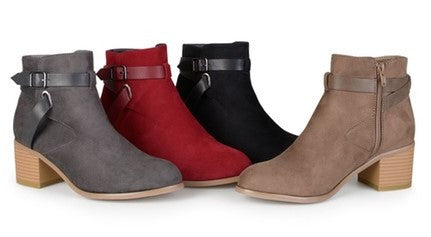 b9c96355bec Journee Collection Mara Ankle Booties - Must Have Shoes and More