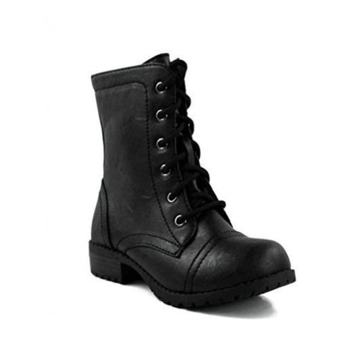 Women's Kali Winner Combat Boots - Must Have Shoes and More