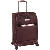 "Liz Claiborne Bel Air 20"" Expandable Carry-On Spinner Upright Luggage - Must Have Shoes and More"
