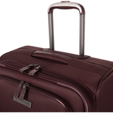 "Liz Claiborne® Bel Air 20"" Expandable Carry-On Spinner Upright Luggage - Must Have Shoes and More"