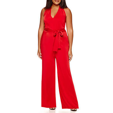Worthington® Sleeveless Jumpsuit - Must Have Shoes and More
