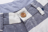 Mens striped shorts