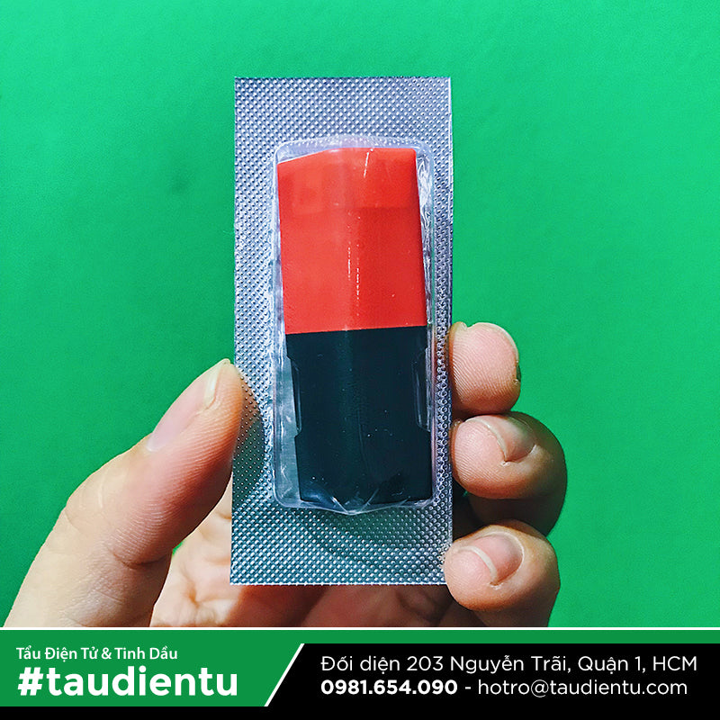 VAPE Tẩu Điện Tử - Phix Replacement Pods - Hard Strawberry