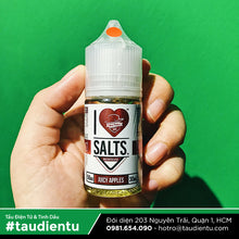 VAPE Tẩu Điện Tử - I Love Salts Juicy Apple Salt Nic
