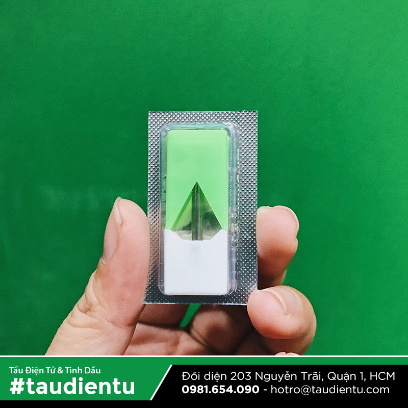 VAPE Tẩu Điện Tử - The Jones Pods compatible with Juul - Minty Fresh