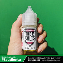 VAPE Tẩu Điện Tử - This Is Salts Strawberry Salt Nic
