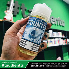 VAPE Tẩu Điện Tử - Vape Eliquid Caribbean Cloud UFO Encounter Iced
