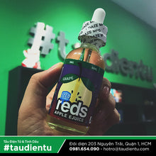 VAPE Tẩu Điện Tử - Reds Apple Ejuice Grape Iced
