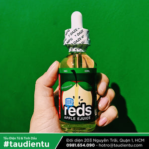 VAPE Tẩu Điện Tử - Reds Apple Ejuice Watermelon Iced
