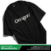 Áo Thun Tee Octagon Summer Time Size S M L