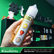 VAPE Tẩu Điện Tử - La Fruitte Pineapple Strawberry Coconut