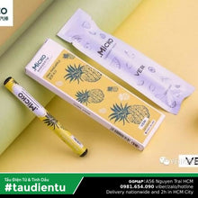 B Vape Dùng 1 Ln Tinh Du V Da Thái Micko Veiik Thai Pineapple Vape Pod System Disposable Kit Hút
