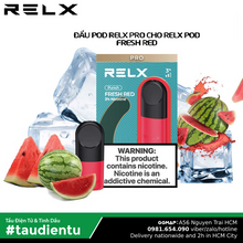 U Hút Tinh Du V Da Hu The Mát Tu Relx Infinity Vape Pod System Juice Eliquid Fresh Red Ice
