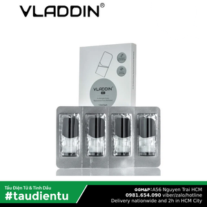 U Hút Vape Rng Tu Vladdin Re Ceramic Refillable Empty System Pod T Tinh Du Salt Nic 1.5Ml Vape