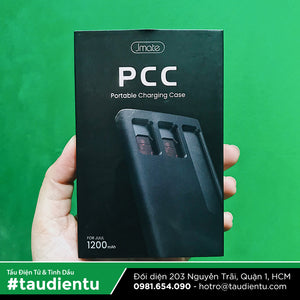 VAPE Tẩu Điện Tử - Jmate PCC Portable Charging Case For Juul