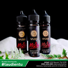 🍰🍓💦Tinh dầu vape vị Bánh Cheesecake Dâu tây VADER MARS Strawberry Cheesecake Juice Eliquid 60ml 6mg 0.6%