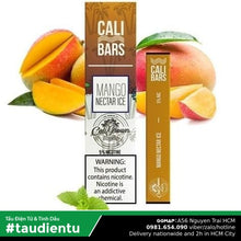 Trn B Tu Hút Dùng 1 Ln Tinh Du V Xoài The Mát Calibars Tt 300 Vape Pod System Disposable Kit Juice